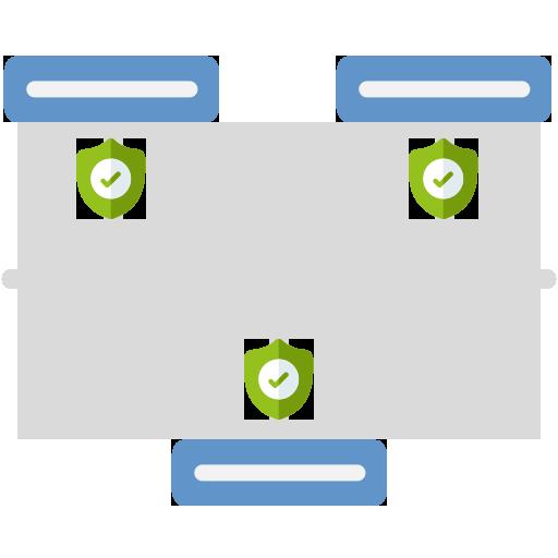 Definieren Sie Firewall-Regeln auf VM-Ebene mit der Distributed Firewall