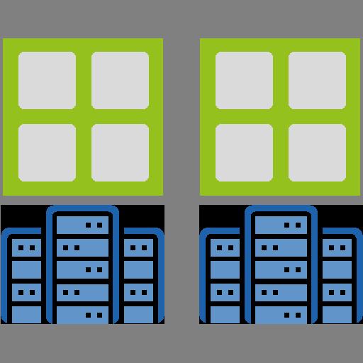 Betreiben Sie VMs in mehreren Datacenter-Standorten