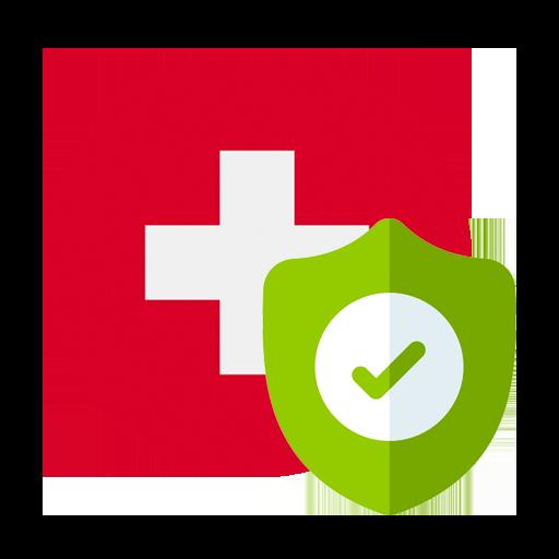 Ihre Daten werden sicher übertragen und in der Schweiz gespeichert
