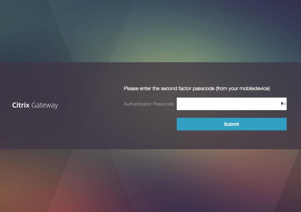 Die Zwei-Faktor-Authentisierung erfordert die zusätzliche Eingabe eines One-Time-Passwords